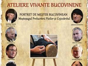 Zece portrete de meșteri bucovineni