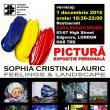 Expoziție de pictură dedicată Zilei Naționale a României