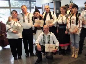 """Prima ediţie a """"Atelierelor vivante bucovinene"""" a prezentat meşteşugurile prelucrarea pieilor şi cojocăritul"""