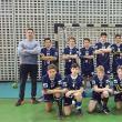 Echipa de juniori III a Clubului Sportiv Universitar din Suceava