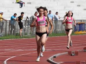 Atleta Angela Olenici a ocupat locul I în topul pe 2016 de la LPS Suceava