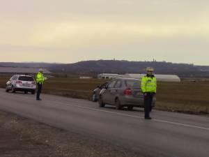 Peste 460 de amenzi, aplicate de poliţişti în trei zile de controale în trafic