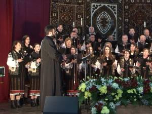 """Corul """"Vox Campus"""" a obţinut Trofeul Festivalului """"Buna Vestire"""" - Ediţia a XXVII-a"""