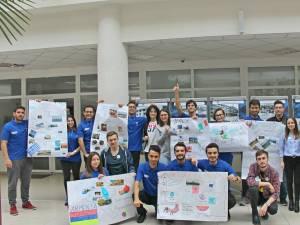 """Studenţii Erasmus, întâmpinaţi la Universitatea """"Ştefan cel Mare"""""""
