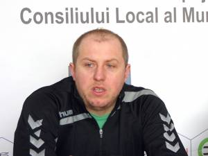 Ioan Tcaciuc va fi antrenorul echipei Universitatea II, dar și jucător la prima echipă