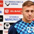 Suceveanul Cătălin Golofca este dorit de ucrainenii de la Dinamo Kiev
