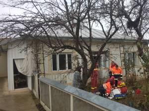 Medicul de familie din Siminicea a murit în urma unui incendiu