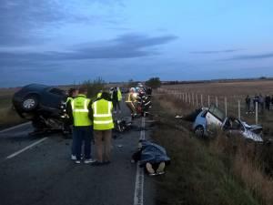 Accidentul de la Cornul Luncii, 14 octombrie 2017, în  urma căruia au murit șase oameni
