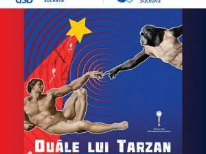 """Filmul """"Ouăle lui Tarzan"""" va fi proiectat marți la USV"""