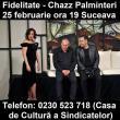 """Spectacolul """"Fidelitate"""" cu Florin Busuioc, pe scena suceveană"""