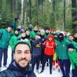 Final de stagiu montan pentru Foresta