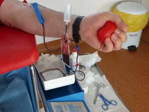 Recoltarea de sânge la Câmpulung Moldovenesc se efectuează în ultima zi de joi a fiecărei luni
