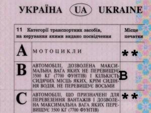 """""""Moda"""" permiselor ucrainene: încă un tânăr s-a ales cu dosar penal după ce a prezentat un astfel de document fals"""