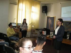 """""""O mișcare eficientă pentru o postură corectă"""", la Biblioteca Bucovinei  Suceava"""