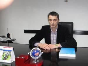 Comisarul-șef Eugen Dimitrie Roman, noul șef al Poliției Rădăuți