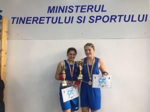 Romina Iosub şi Maria Polonic vor reprezenta România la Europene