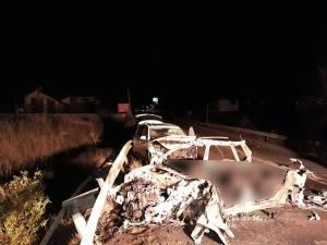Accidentul petrecut în dimineaţa zilei de 1 noiembrie 2017, pe DN 17, la intrarea în Ilişeşti dinspre Suceava, în care cinci tineri au murit arşi de vii