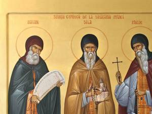 Viaţa Sfinţilor Sila, Paisie şi Natan de la Sihăstria Putnei