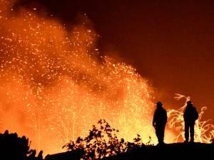 """""""Foc în pădure"""""""