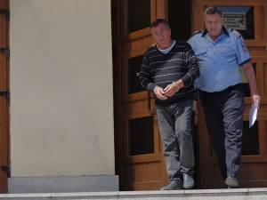 Irimia Amariţei, de 66 de ani, a fost arestat pentru o perioadă de 30 de zile