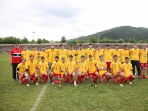 Campioana naţională la rugby sub 16 ani CSS Gura Humorului a primit finanţare în acest proiect