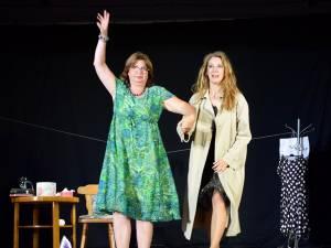 Magda Catone și Elena Rusu
