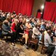 Primul spectacol internațional, susținut în sala bizantină a Ambasadei României la Paris