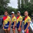 Cosmin Pascari, Stefan Berariu, Vasile Tiganescu si Ciprian Huc s-au calificat in finala Campionatului Mondial de seniori la patru rame