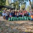 Elevii din Cornu Luncii au participat la Ziua de Curățenie Naţională