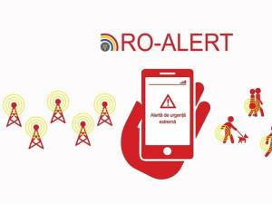"""Sistemul de avertizare """"RO-ALERT"""" va fi testat în judeţul Suceava începând de joi"""