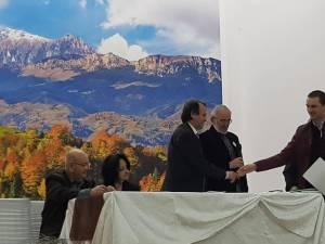 """Marele Premiu """"Nicolae Labiș"""" a fost obținut de un poet sucevean Cosmin Pârghie"""