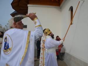 Biserica din satul Vâlcele a fost sfinţită de Preasfinţitul Părinte Damaschin Dorneanul