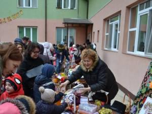 """Târgul Toamnei, la Grădiniţa cu Program Prelungit """"Prichindel"""" Suceava"""