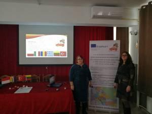 """Două proiecte Erasmus+, la Colegiul """"Mihai Eminescu"""" Suceava"""