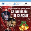 """Spectacol de datini și obiceiuri de Crăciun, al Ansamblului """"Arcanul USV"""", pe scena Universității"""