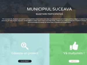 Sucevenii au decis prin vot proiectele care să fie finanţate cu un milion de euro în 2019
