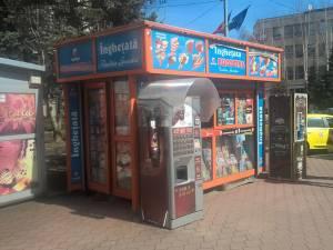 Automate de cafea unul lângă altul, în multe zone din Suceava
