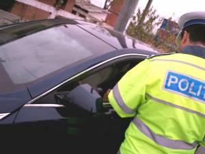 Peste 200 de amenzi date în două zile de controale în trafic