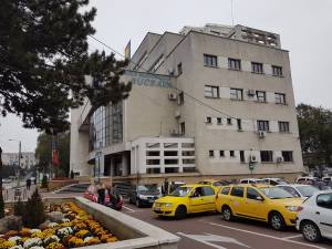 Ofertă depusă pentru reabilitarea sediului Primăriei Suceava