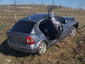 Accident mortal pe E 85, la Pătrăuți
