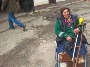 Maria Cherar, victima agresiunii - autorul nu a făcut încă nici o zi de pușcărie și nici nu a achitat vreun leu din daune și despăgubiri