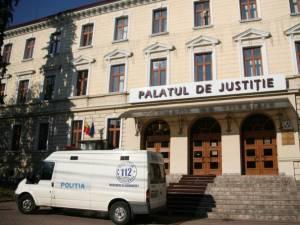 Activitatea în Palatul de Justiţie, blocată azi, între orele 10.00-12.00