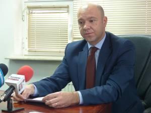 Economistul Cristi Bleorţu a revenit la conducerea Casei de Asigurări de Sănătate Suceava