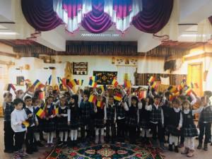 """Unirea Principatelor, sărbătorită la Şcoala Primară """"Sfântul Ioan cel Nou de la Suceava"""""""