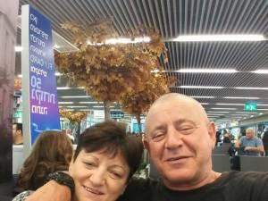 """Avi Kaufmann, Israel: """"Țara este închisă. Pedeapsa pentru nerespectarea instrucțiunilor este între 3 și 7 ani închisoare"""""""