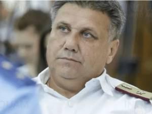 Generalul-maior în rezervă Ionel Oprea, secretar de stat în Ministerul Sănătății și coordonator al activităților din spitalul județean