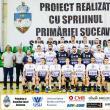 CSU Suceava are drept obiectiv promovarea în eșalonul de elită al handbalului romanesc