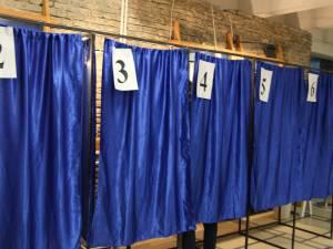 Rezultate parțiale. PSD este în fața PNL după primele rezultate neoficiale din județul Suceava. AUR este pe locul al treilea