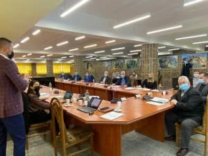 Prima întâlnire a primarilor din Zona Urbană Funcțională Suceava