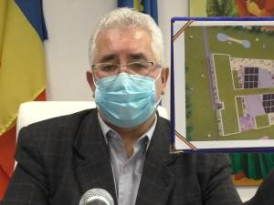 Ion Lungu a prezentat proiectul noii creșe care va fi construită în Suceava